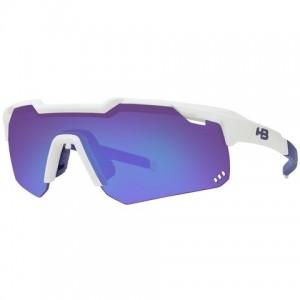Óculos HB Shield Evo M Pearled White Multi Purple
